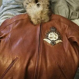 Pelle coat